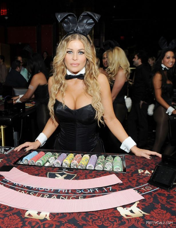 Carmen Electra at Casino Resort