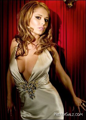 Lovely Cheryl Cole Photoshoot