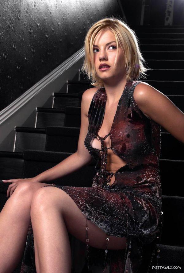 Gorgeous Elisha Cuthbert Photoshoot