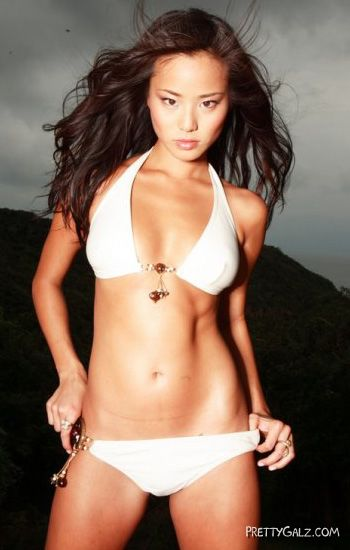 Jamie Chung Hot Photoshoot