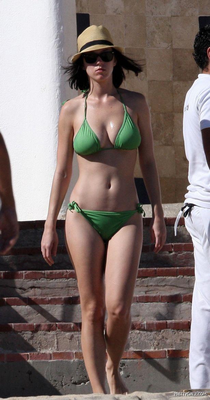 Katy Perry Bikini Photos From Mexico