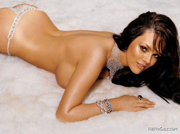 Hot Model Anna Benson
