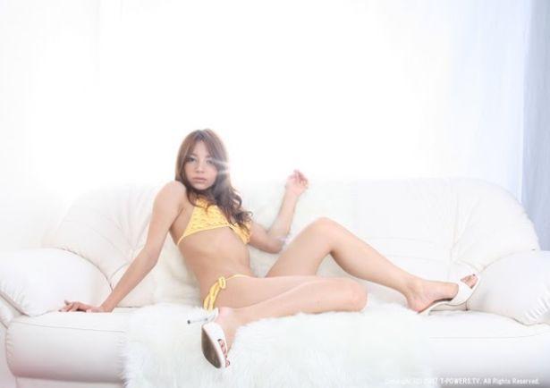 Glamorous Tina Yuzuki Photoshoot