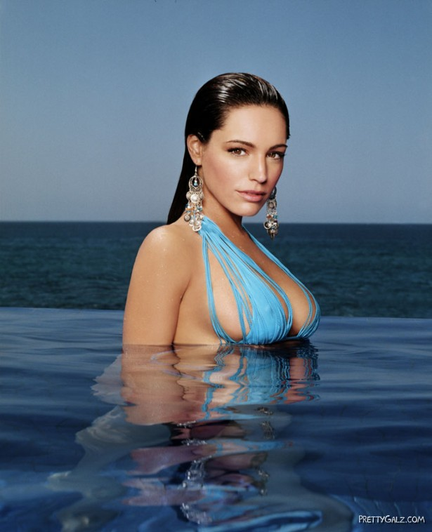 Kelly Brook Heating Up FHM