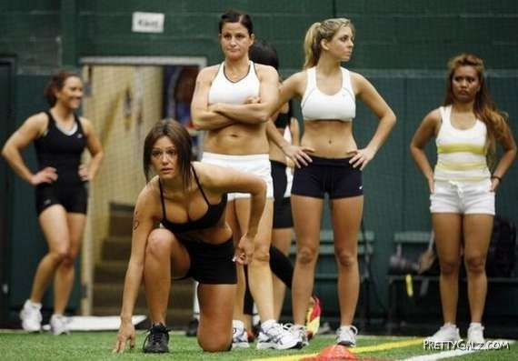 Lingerie Football League Women
