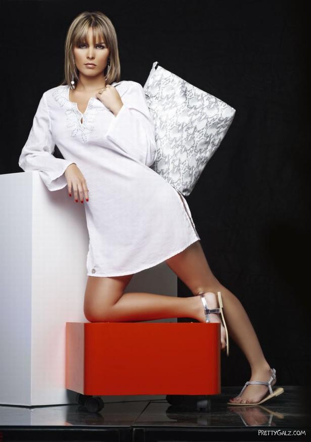 Columbian Beauty Melissa Giraldo