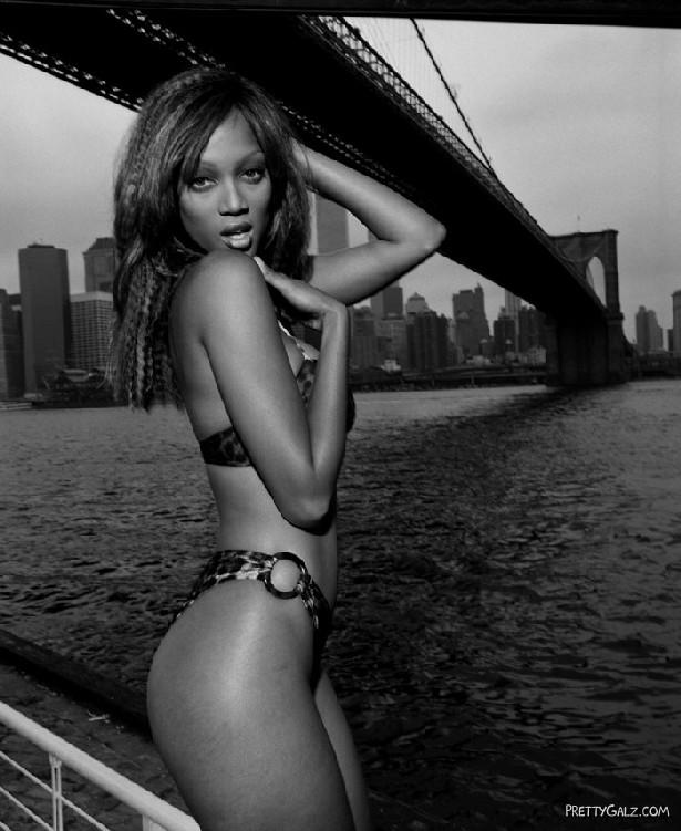 Black Beauty Tyra Banks