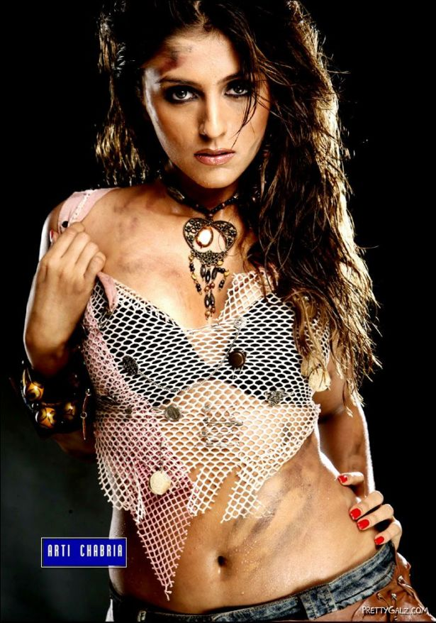 Crazy Photoshoot Of Aarti Chhabria