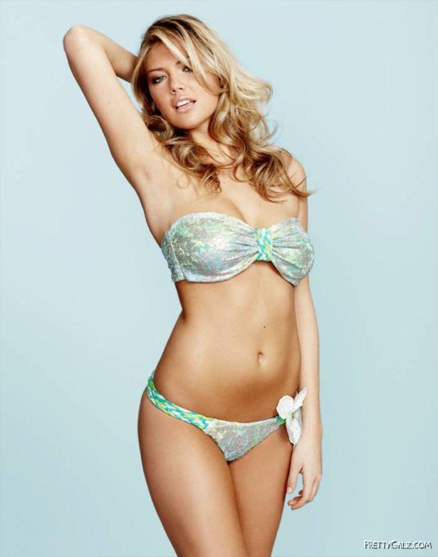 Kate Upton Exclusive Beach Bunny Photoshoot