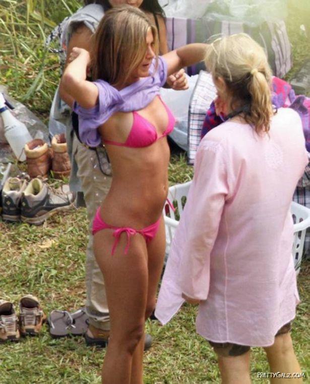 Various Celebz Bikinis Candids