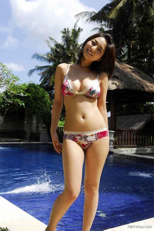 Japanese Actress Yuka Hirata