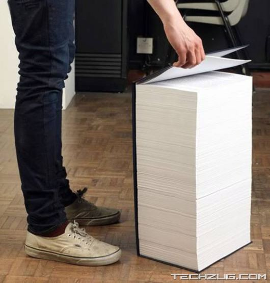 Wikipedia In Hard Cover Version